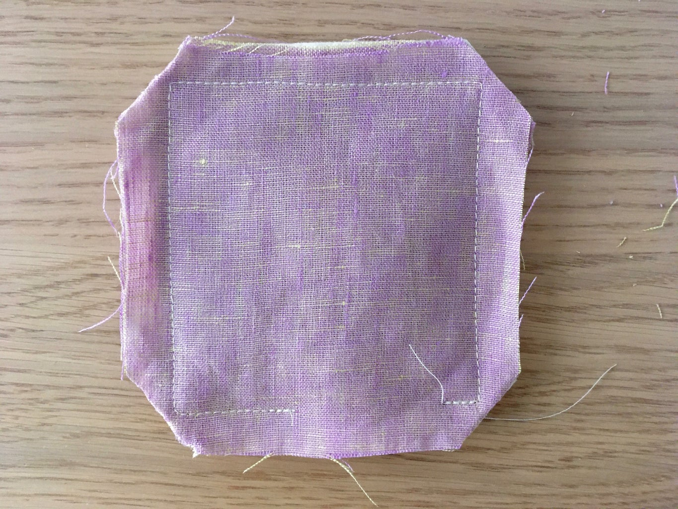 Sewing Squares Together