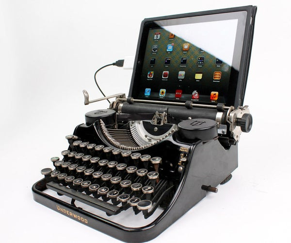 USB Typewriter Conversion Kit