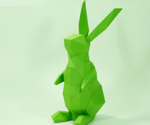 How to Design a Low Poly Bunny Rabbit