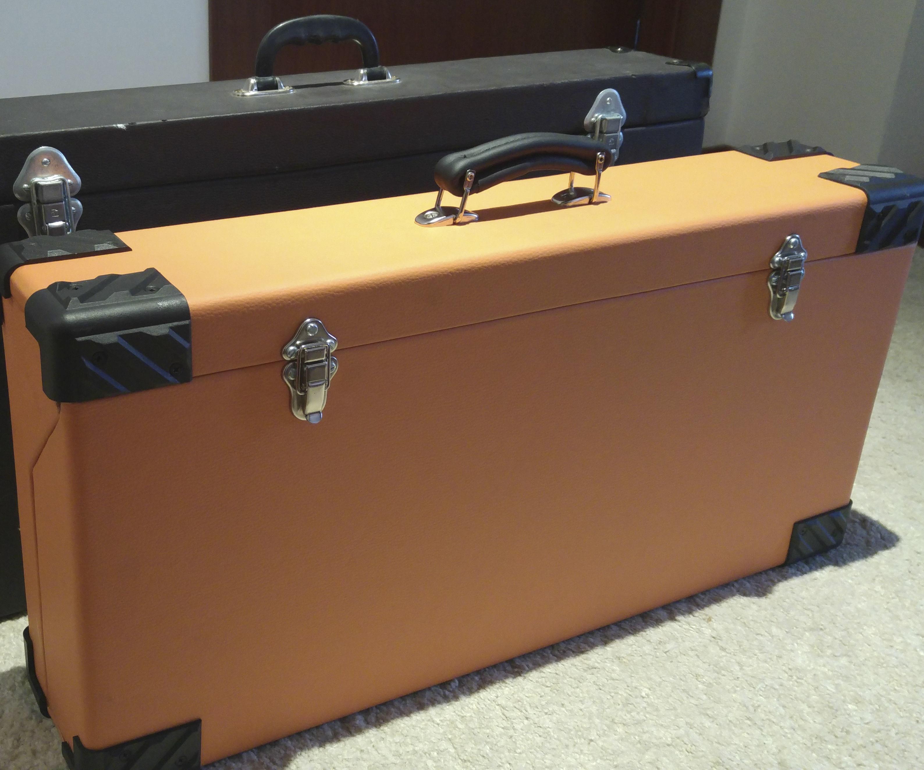 Guitar FX case
