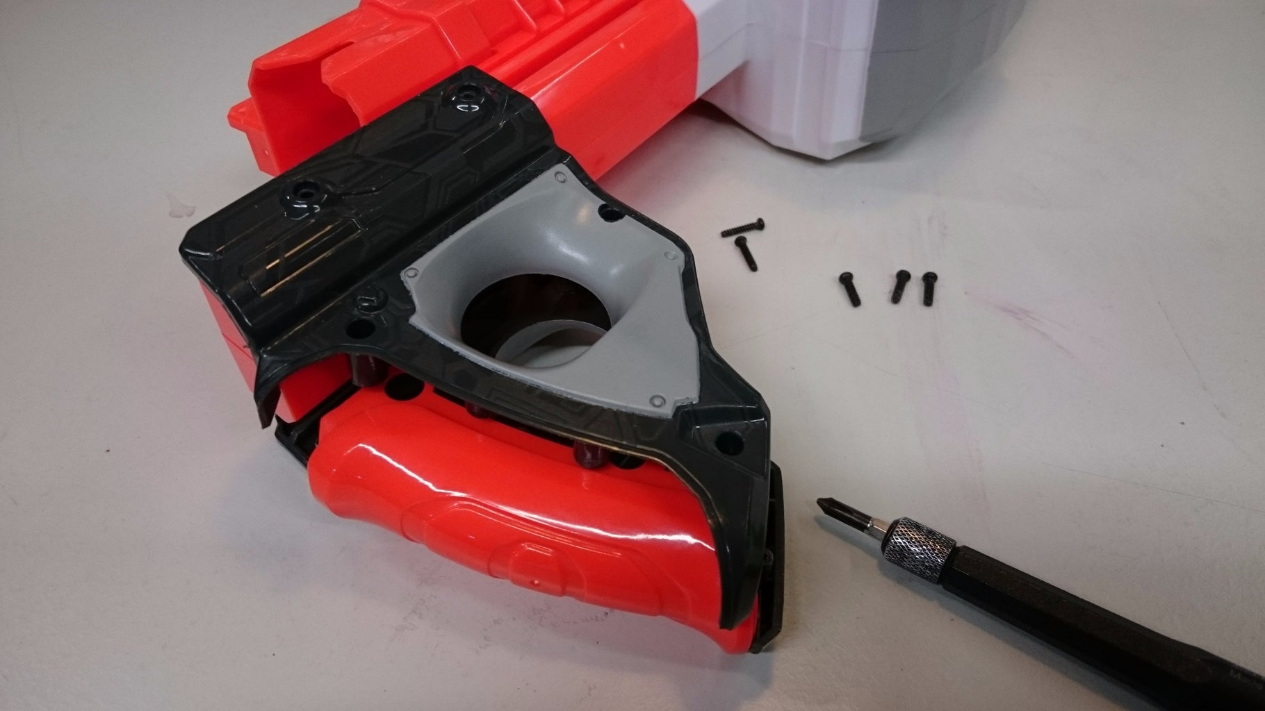 Remove Easily Removable Parts