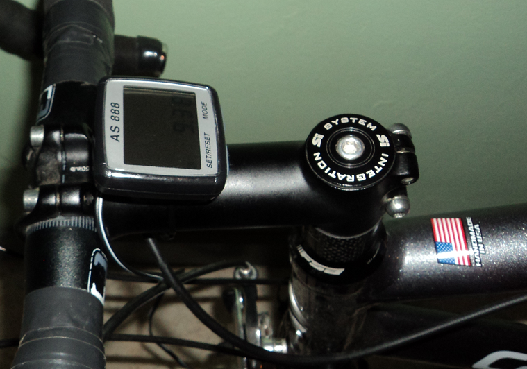 make a cheap speedometer fit your bike