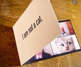 I AM NOT a CAT Mechanical Card