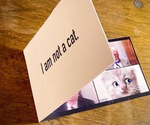 我不是猫机械卡