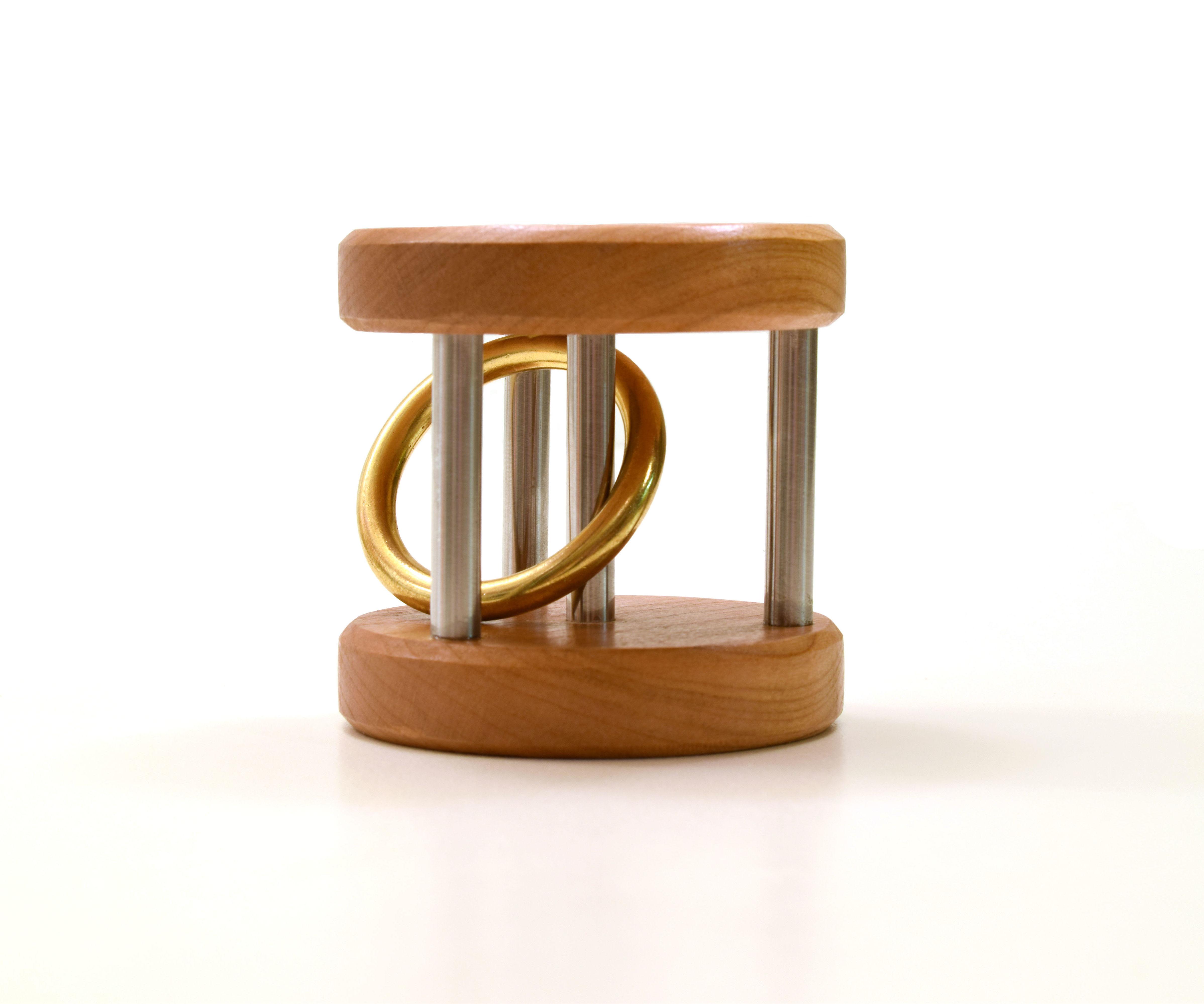 Captive Ring Puzzle