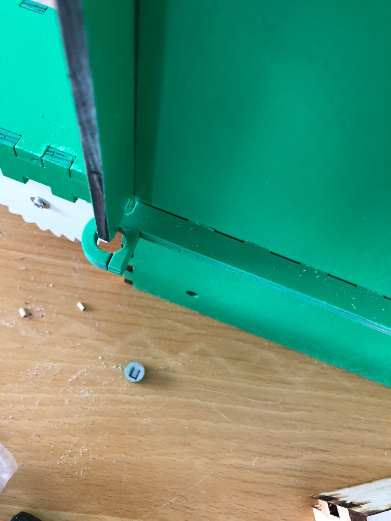 Assembling Candy Dispensers
