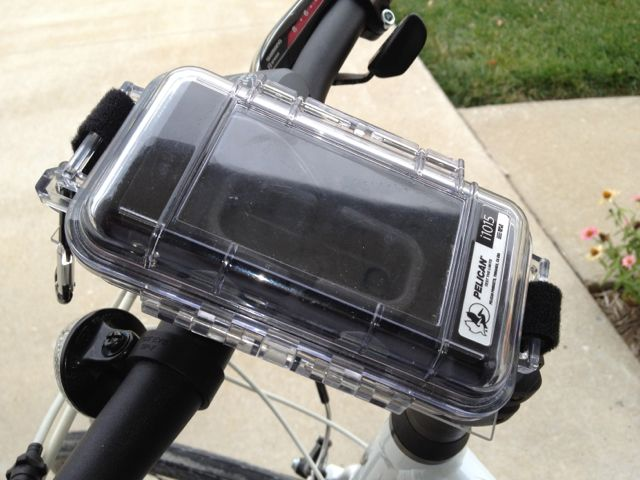 Bicycle Handle Bar Mount for iPhone 3gs/4/4S