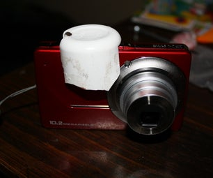 Pill Bottle Pocket Camera Flash Diffuser
