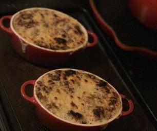 法国洋葱汤(素食)