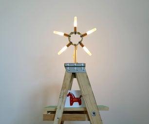 Star Light Tree Topper