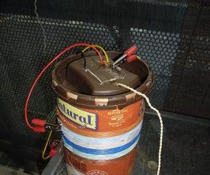 建立燕麦盒水晶收音机