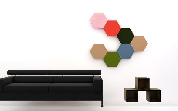 Modular Educational / Entertainment Wall System