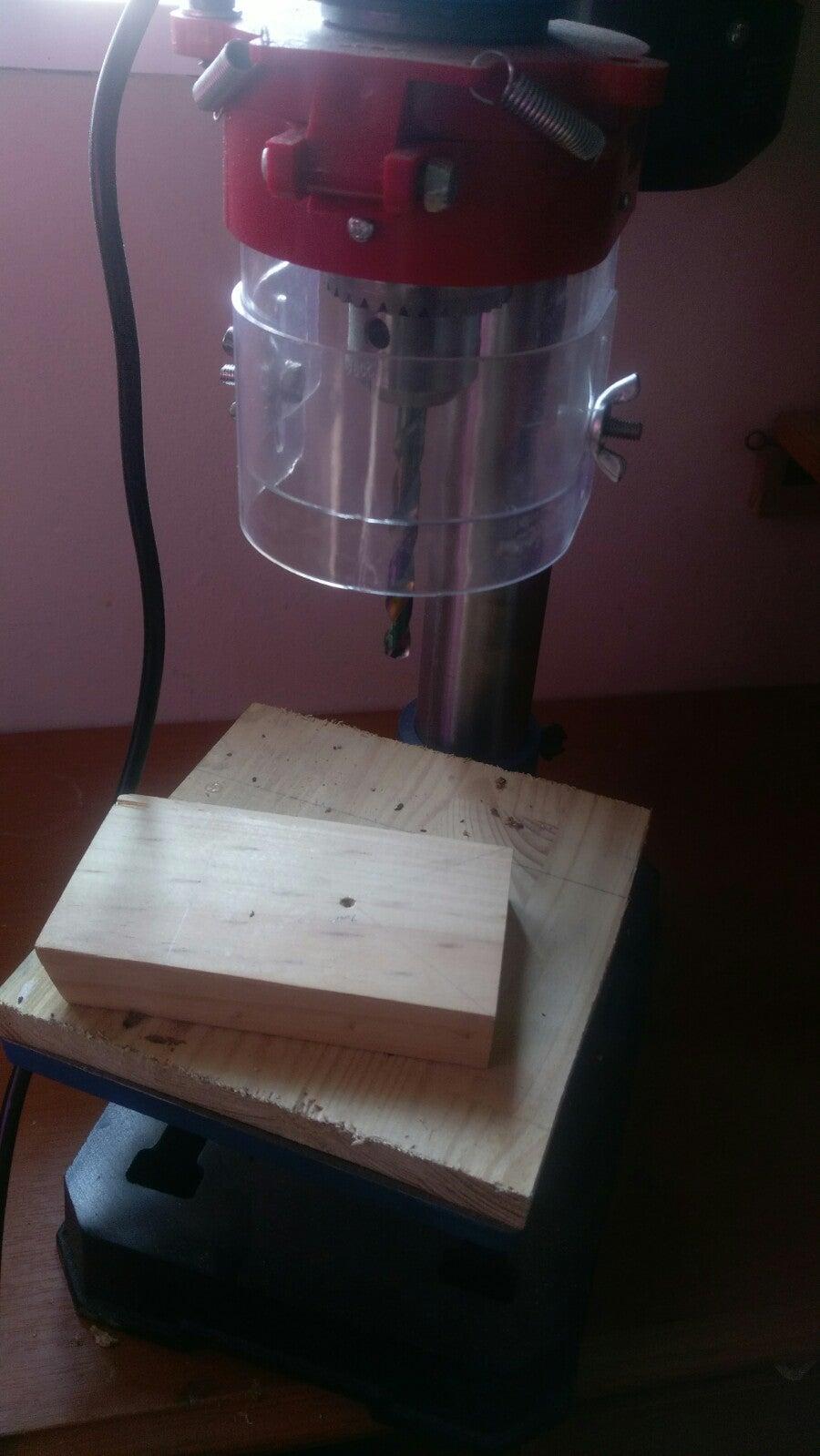 Step 3 - Drilling
