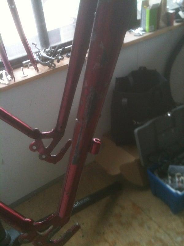Bike Repainting - Explained...