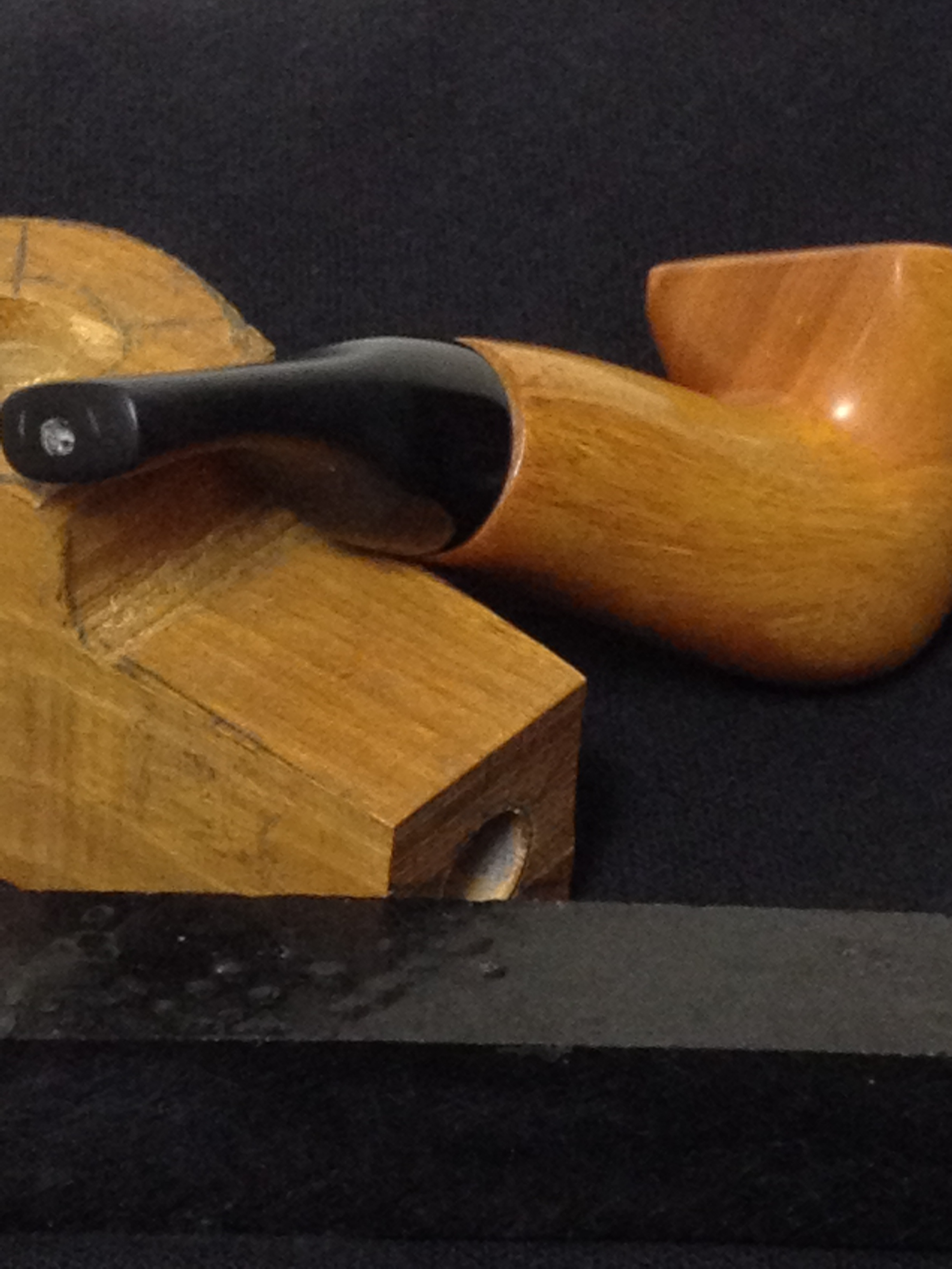 Making a Pipe (Part 2): The Stem