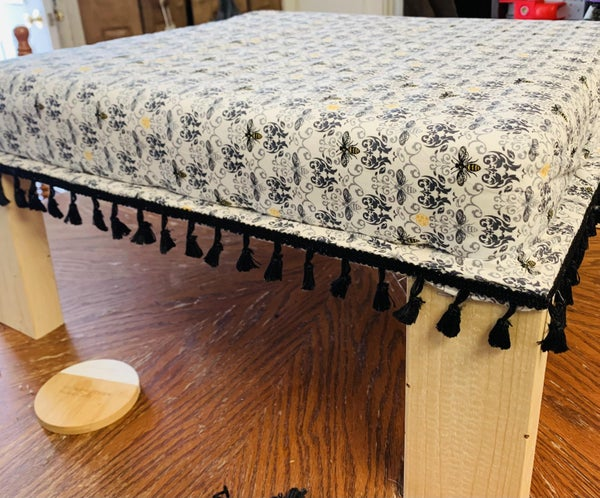 Upholstered Foot Stool