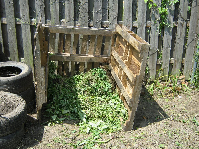 Throw Your Compost in Da Bin