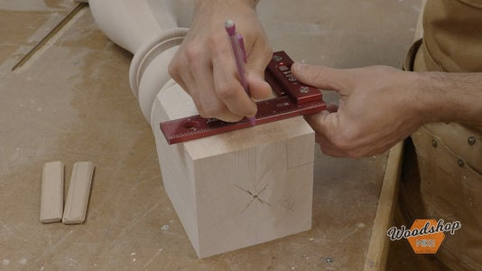 Table Base Joinery