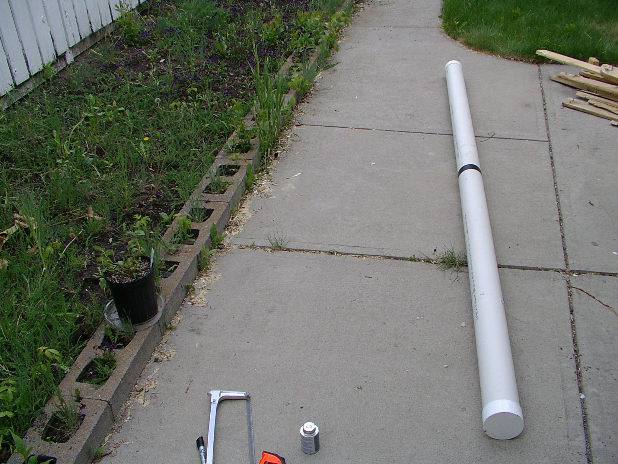Build Your Own Slosh Tube