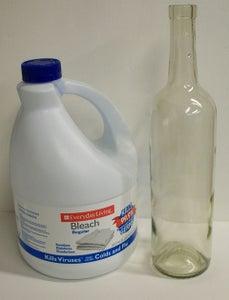 Clean Inside of Bottle