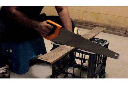 Wood Cutting