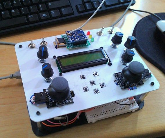 Build a Robotic Remote Controller