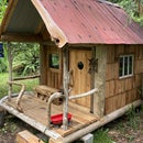 Rustic DIY Play House
