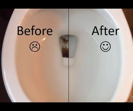 """Cleaning the """"uncleanable"""" Toilet"""