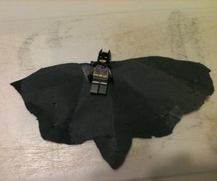 LEGO Batman Paper Glider