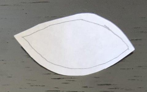 Cut Template & Fabric