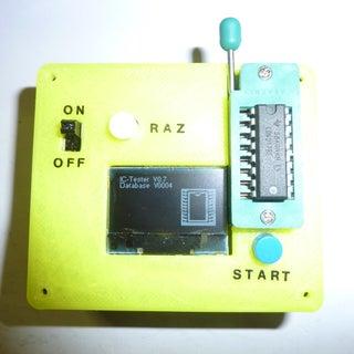 Arduino IC-Tester