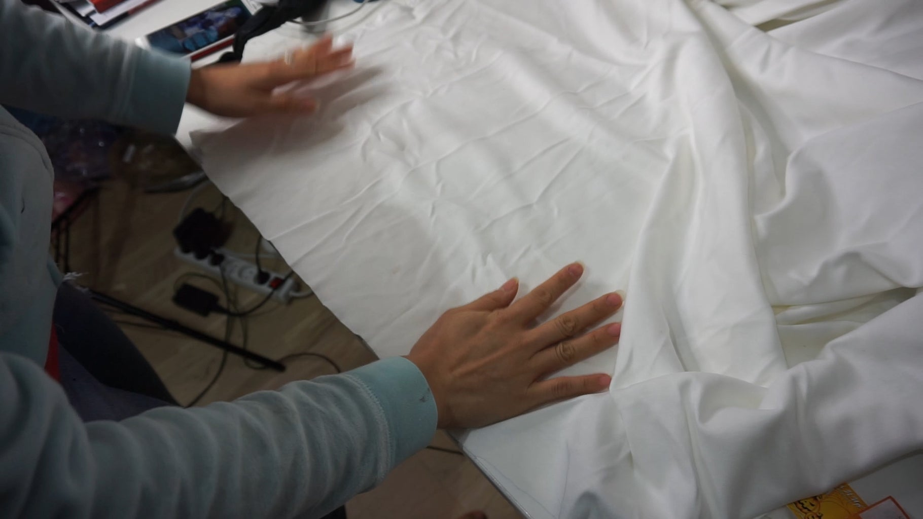 Step 1: Cutting Out the General Shape