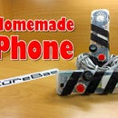 Homemade Phone with Simple Electronic Circuits