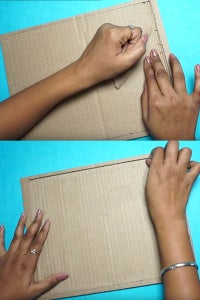Let's Take Out a Layer of Cardboard!