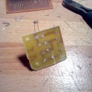 The Easiest way to make your own  pcb