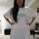 How to resize an oversized t-shirt without sewing