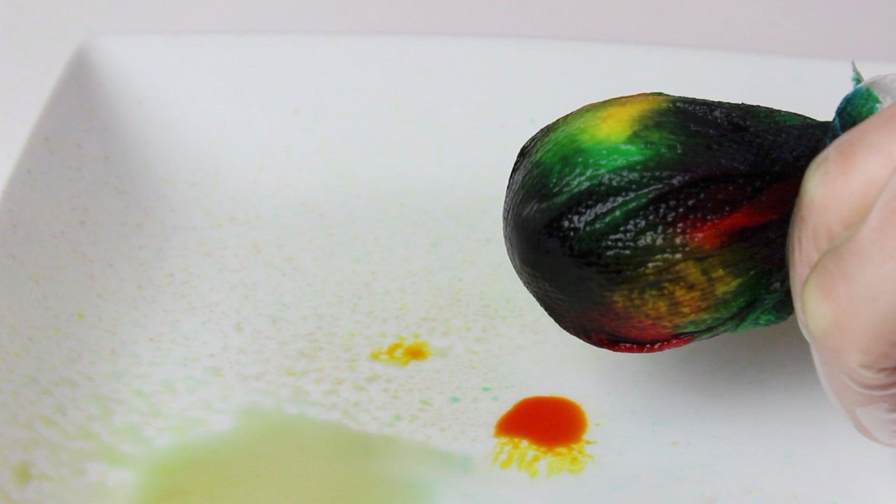 Spray the Egg