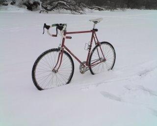 Winter bike clothing for less