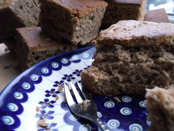 Polish Honey and Spice Gingerbread (piernik)