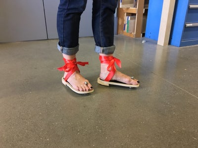 Wear Testing/Catwalk