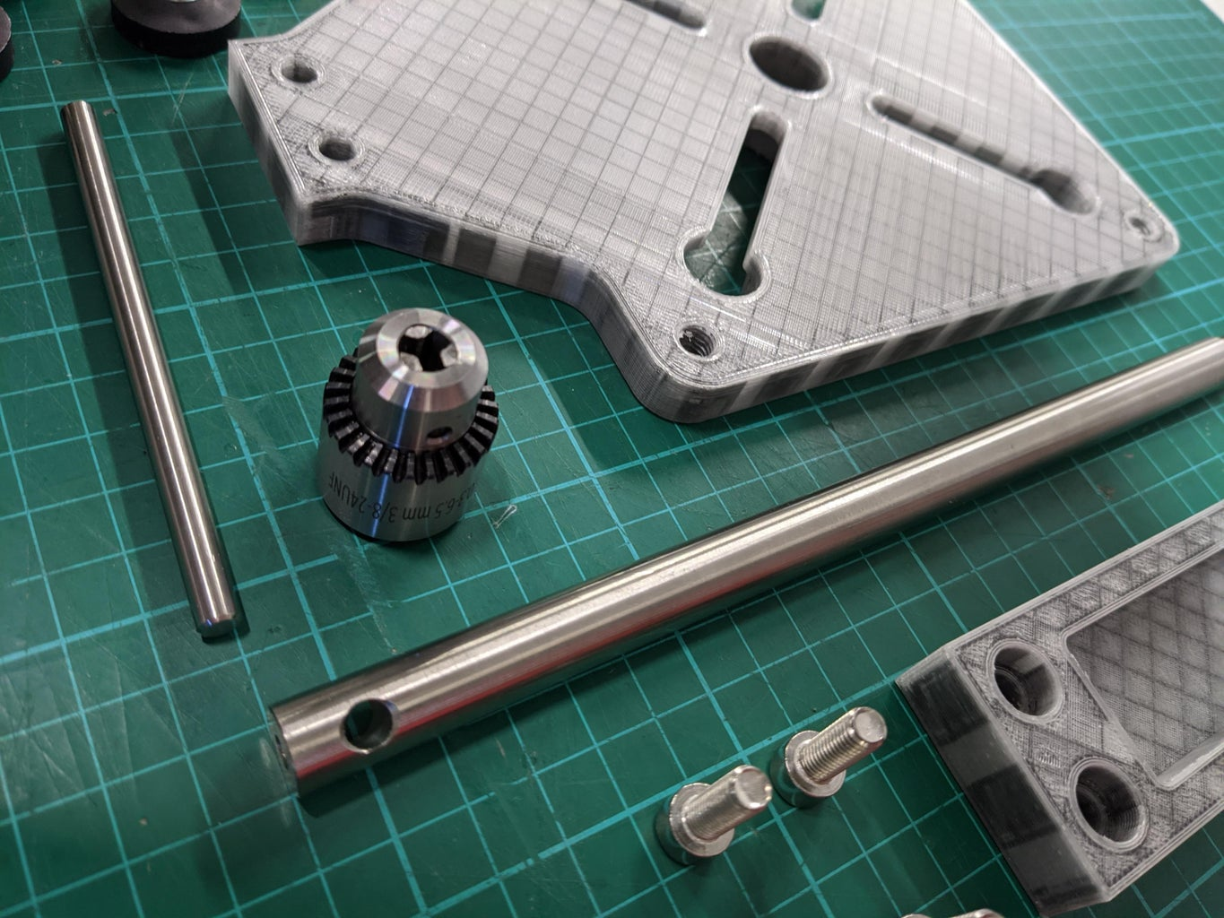 3rd Prototype | Assembly.