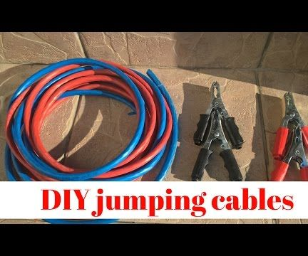 DIY Jumping Cables