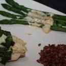 Easy Asparagus Dijon Sauce