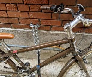 自行车锚链
