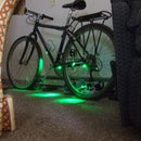 Bicycle Ziptie LED