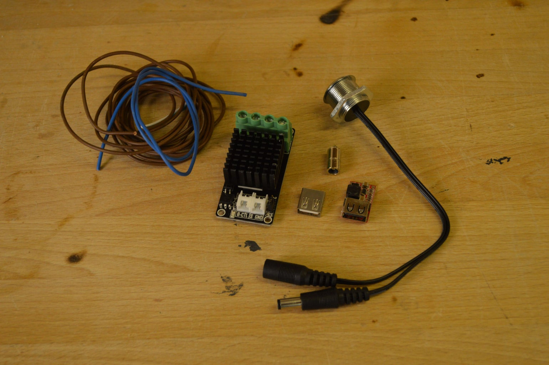 Big Base Electronics & Assembling