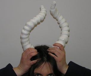 Easy Hollow Horns