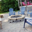 Stone Fire Pit, Inexpensively Build a Safe Fire Ring
