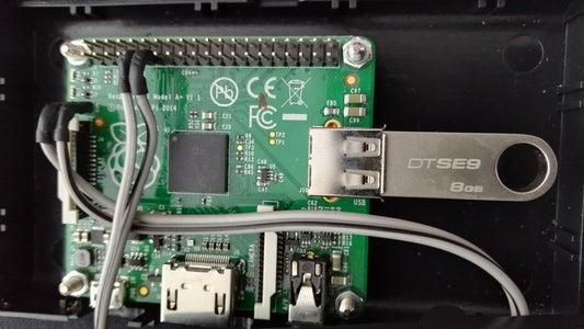 Raspberry Pi USB Picture Frame
