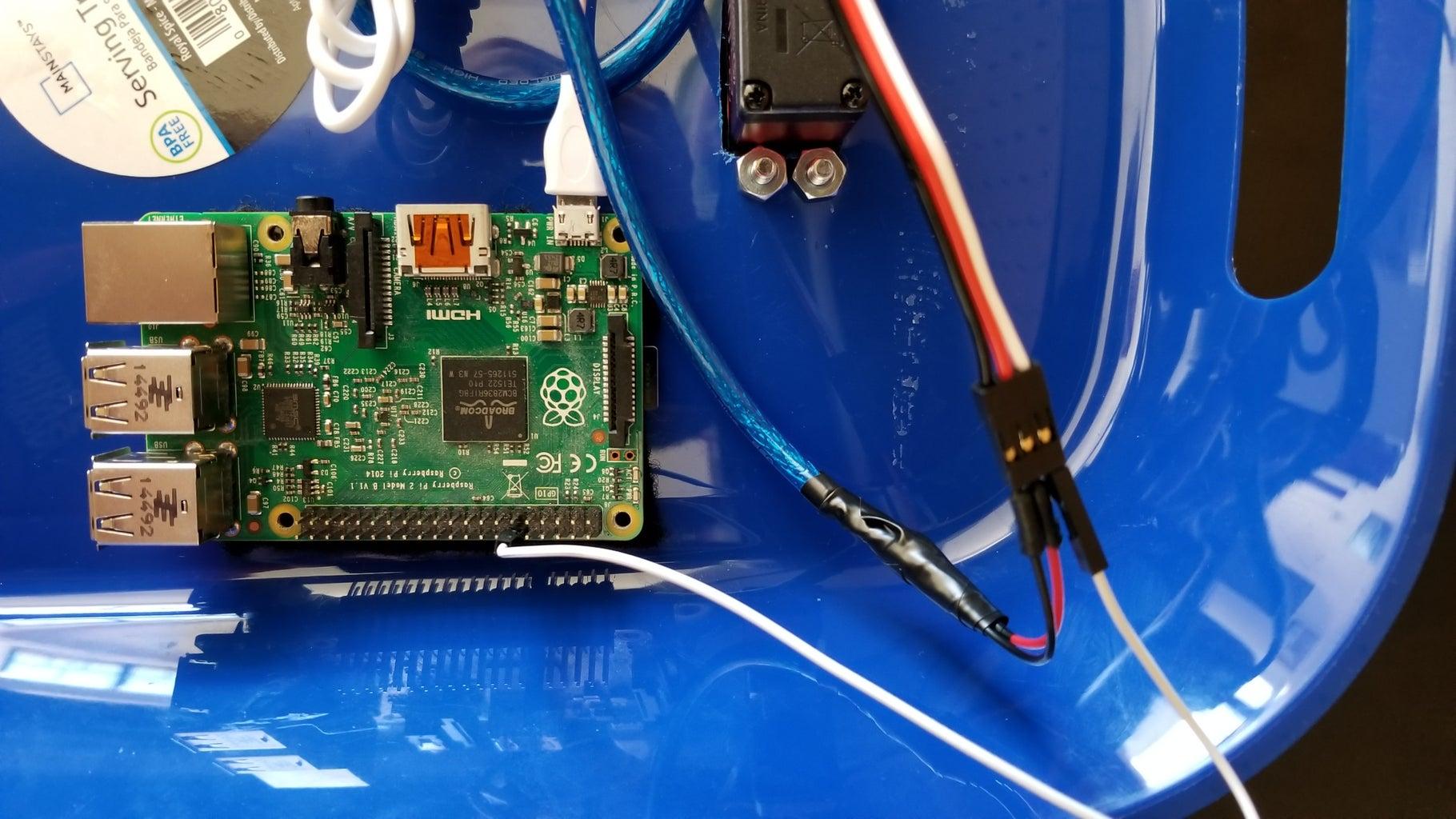 Electronics Mounting
